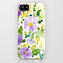 Anemone Dreams iPhone Case
