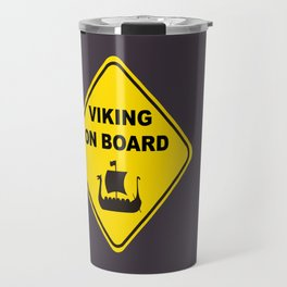 VIKING ON BOARD Travel Mug