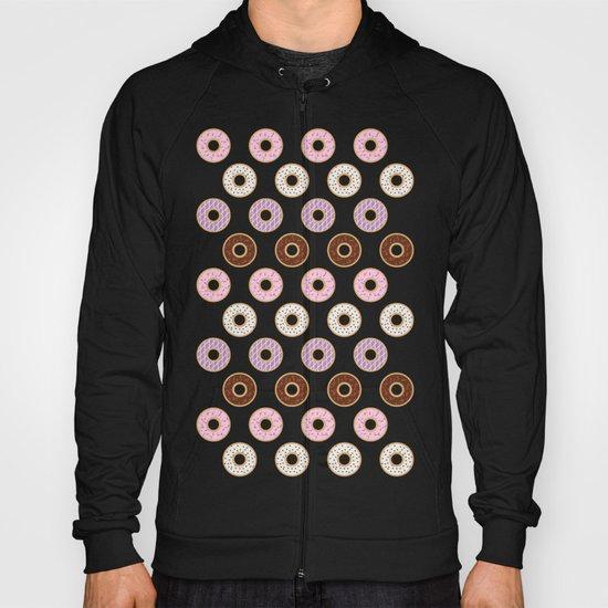 Doughnut Polka Hoody
