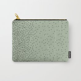 ANTS GREEN (BIG RUG) Carry-All Pouch