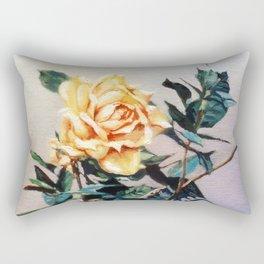 Rosa/Rose Rectangular Pillow