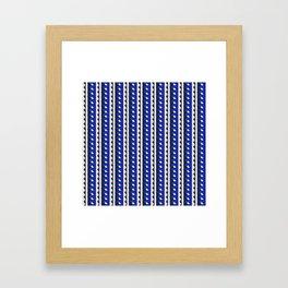 V series Framed Art Print