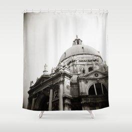 { basilica } Shower Curtain