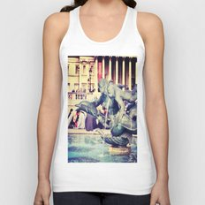 Fountain of Angels Unisex Tank Top