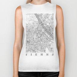 Vienna Map Line Biker Tank