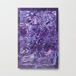Camo 01 Metal Print