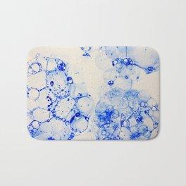 Blue Suds Bath Mat