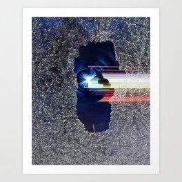 Brutality Art Print