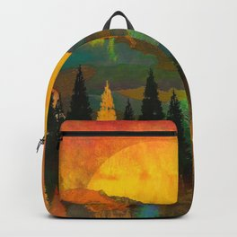 The Sunset Backpack
