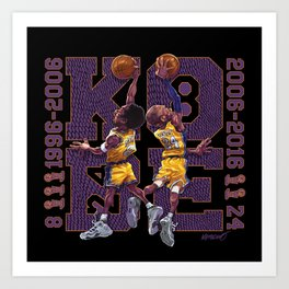 KB 8/24 Art Print
