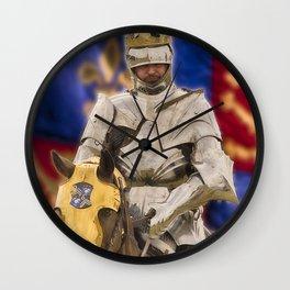 Richard the Third 2 Wall Clock
