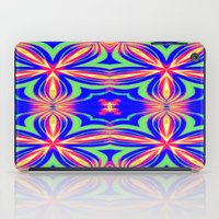 psychedelic iPad Cases featuring Psychedelic  by 2sweet4words Designs