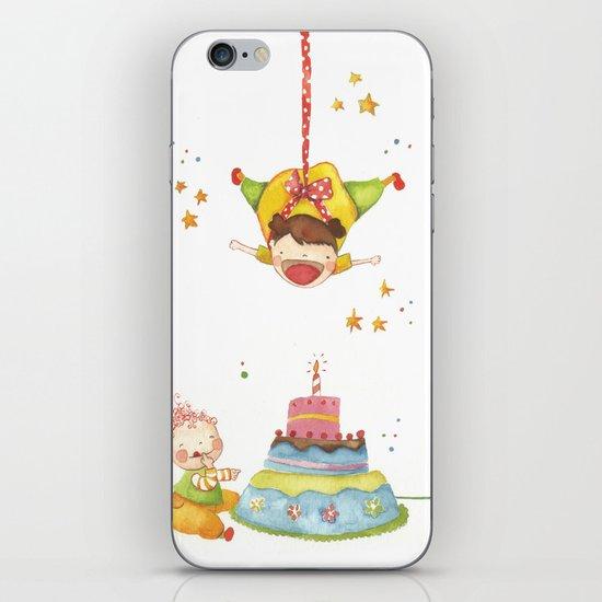 Baby birthday iPhone & iPod Skin