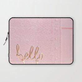 Hello Laptop Sleeve