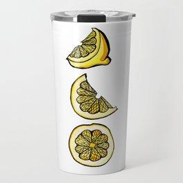 Trois Citrons 1 Travel Mug