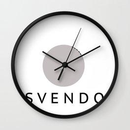 melasvendo Wall Clock
