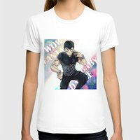 dbz T-shirts featuring + DBZ - Seungri + by MitsuBlinger
