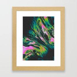 INBETWEEN DAYS Framed Art Print
