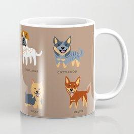 AUSSIE DOGS Coffee Mug