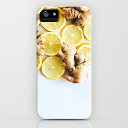 When life gies you lemons iPhone Case