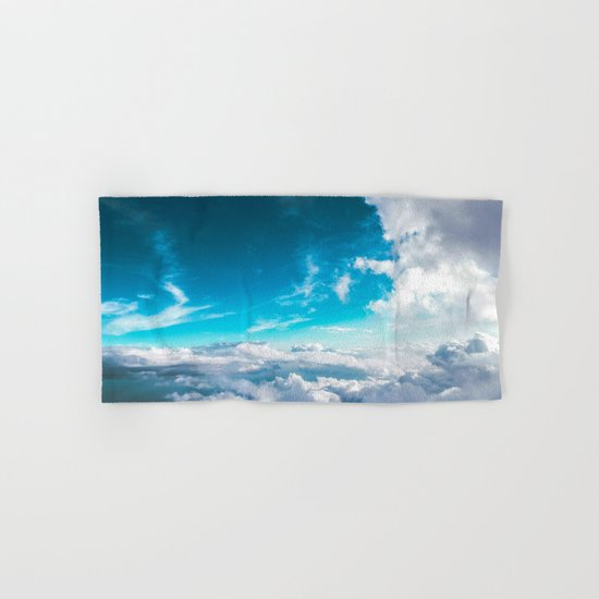 Clouds Hand & Bath Towel