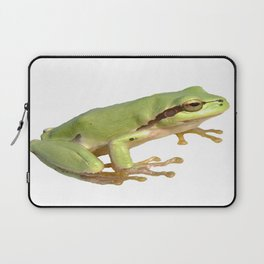 European Tree Frog Laptop Sleeve