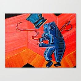 Moving Forward  Canvas Print