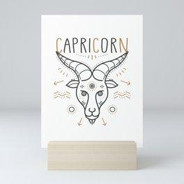 A Zodiac Sign Test: Sagittarius Mini Art Print