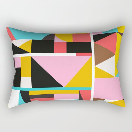 KakuTo Rectangular Pillow