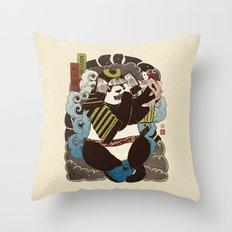 Pantoo Throw Pillow