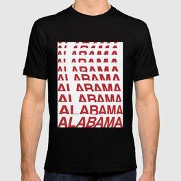 Alabama Wavy T-shirt