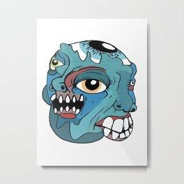 Number #39 Metal Print