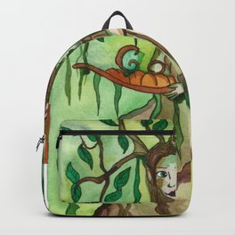 Dryad with a Tray Backpack