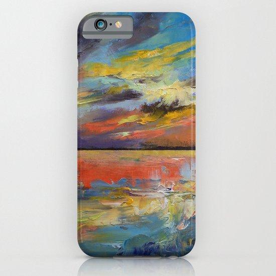 Key West Florida Sunset iPhone & iPod Case