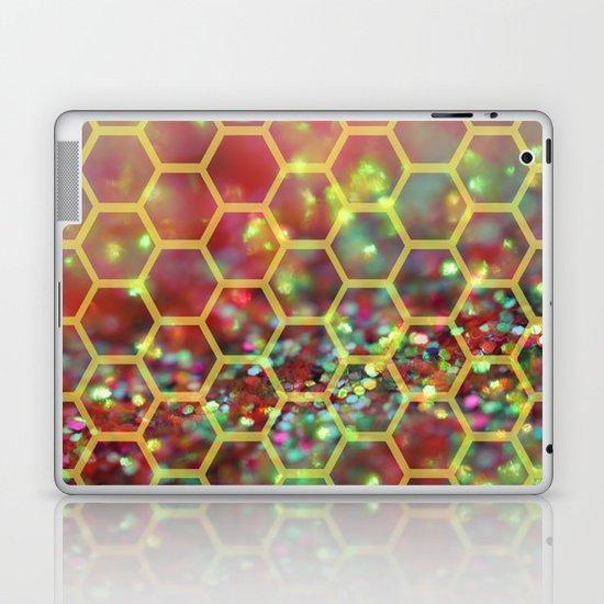 Honeybee Laptop & iPad Skin