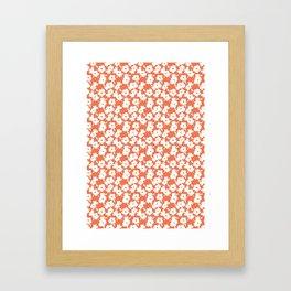Spring Flower Framed Art Print