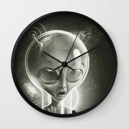 Alien IV (Decompressed) Wall Clock