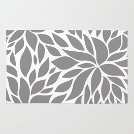 Bloom - Gray Rug