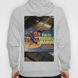 I Get By With A Little Help Hoody
