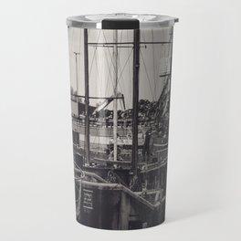 Hafen Wismar Travel Mug