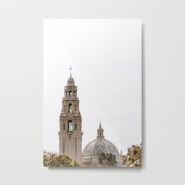 Balboa Park in San Diego, California |  Fine Art Landscape City Travel Photography | USA Metal Print