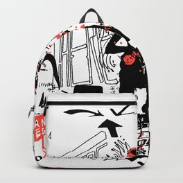 Manifest Dreams in all you are Backpack