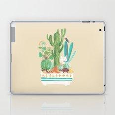 Desert planter Laptop & iPad Skin