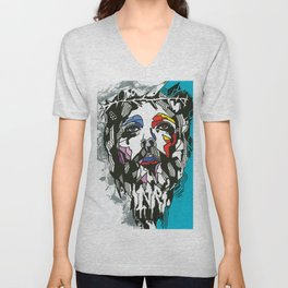 Jesus Piece Unisex V-Neck