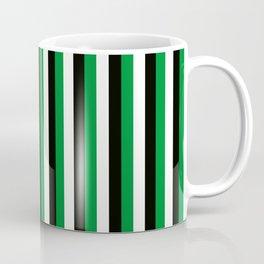 Team Color 4...green,black, white Coffee Mug
