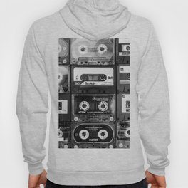 Something Nostalgic - black and white #decor #buyart #society6 Hoody