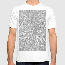 2D Pizza T-shirt