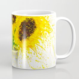 Sunflower Song Coffee Mug