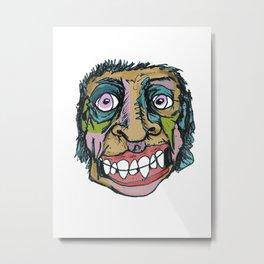 Number #35 Metal Print