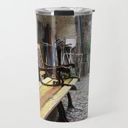 Yellow Travel Mug